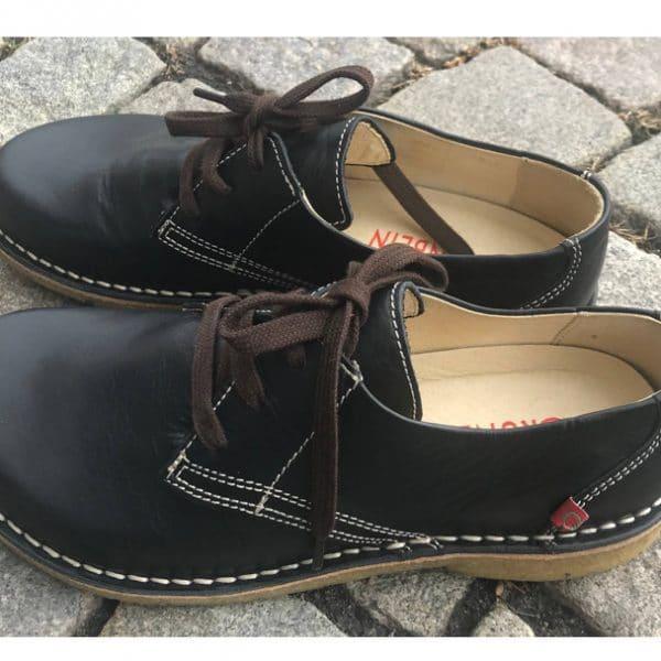 för bredare fötter