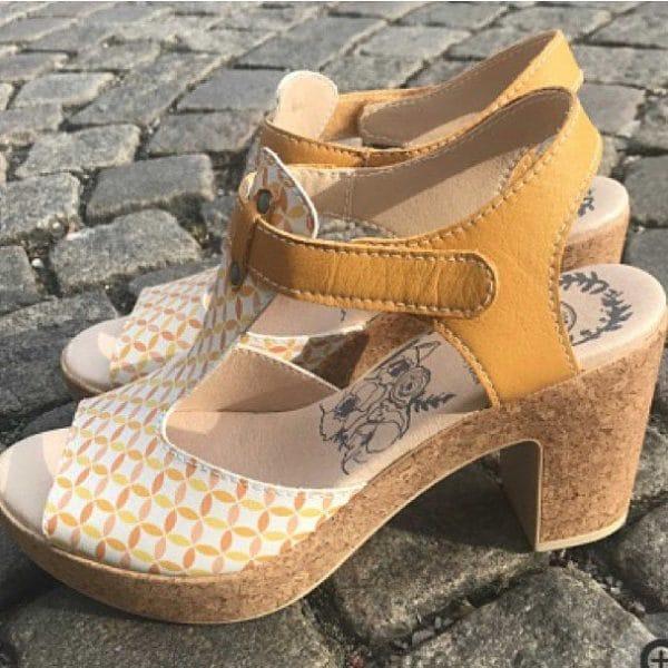 klacksko sandal